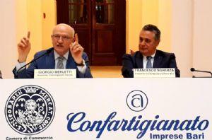Giorgio Merletti e Francesco Sgerza
